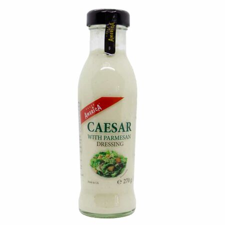 Ceasar with Parmesan Dressing