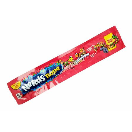 Nerds Rope Rainbow, 26g